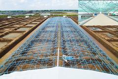 Chuồng trại trọn gói - mô hình nông nghiệp công nghệ cao
