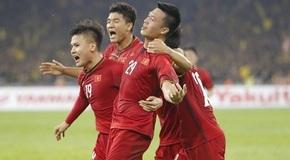 Tuyển Việt Nam lập kỷ lục gần 10 năm mới có trên đài Hàn Quốc
