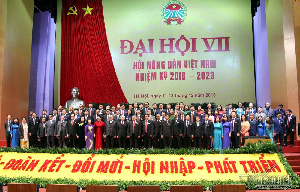 Tổng bí thư,Chủ tịch nước Nguyễn Phú Trọng,Thủ tướng Nguyễn Xuân Phúc,Chủ tịch QH Nguyễn Thị Kim Ngân