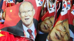 Chung kết lượt về Việt Nam vs Malaysia phủ sóng khắp Hàn Quốc