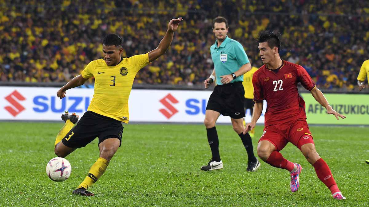 Việt Nam vs Malaysia: Malaysia vẫn mơ vô địch AFF Cup 2018