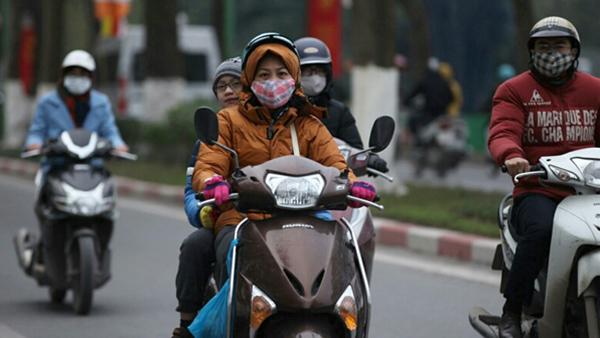 Thời tiết Hà Nội 3 ngày tới: Hết mưa nhưng vẫn rét