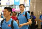 Tuyển Việt Nam về nước chuẩn bị tái đấu Malaysia
