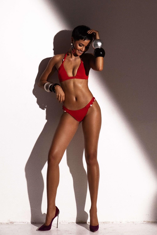 H'Hen Niê, hoa hậu H'Hen Niê, miss universe, hoa hậu hoàn vũ việt nam, hoa hậu hoàn vũ, H'Hen Niê bikini