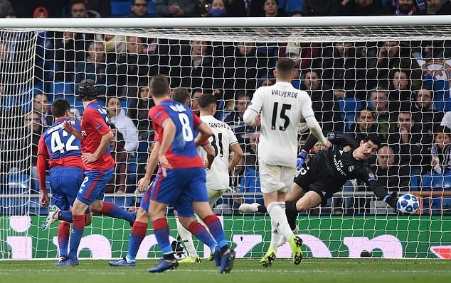 Real Madrid nhận thất bại lịch sử tại Champions League