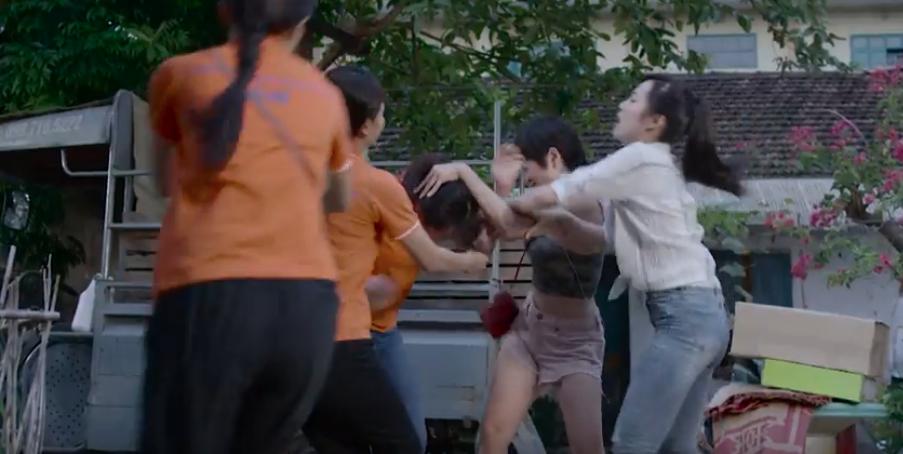 Những cô gái trong thành phố,Thúy An,phim truyền hình