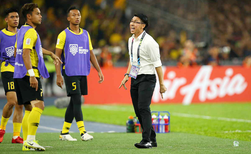 HLV Malaysia: 'Đừng sập bẫy khiêu khích của cầu thủ Việt Nam'