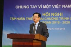 Tập huấn triển khai đề án Sữa học đường Hà Nội