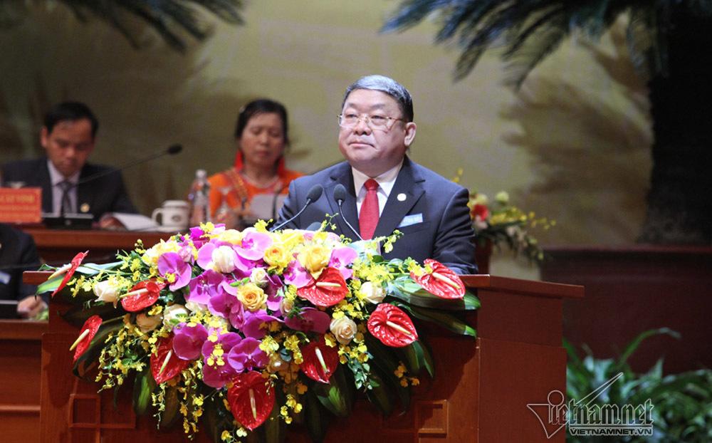 Ông Thào Xuân Sùng tái đắc cử Chủ tịch Hội Nông dân Việt Nam