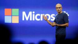 Satya Nadella của Microsoft được đánh giá cao nhất trong số CEO tại Mỹ