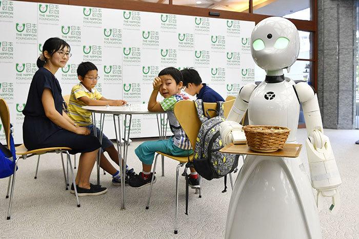 robot,chế tạo robot,khoa học công nghệ,Nhật Bản