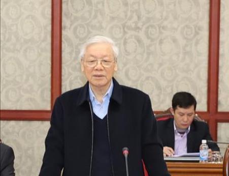 Tổng bí thư, Chủ tịch nước: Thành phố hoa phượng đỏ phải đi đầu trong đổi mới