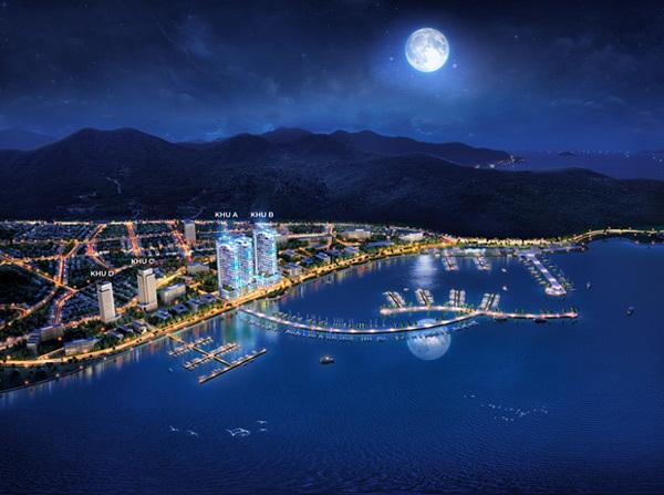 Marina Hotel .JSC: chưa bán khu C- Bến Du thuyền Hoàng Gia