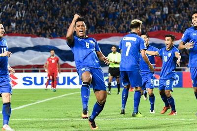 Thái Lan triệu tập loạt hảo thủ quyết phục hận AFF Cup