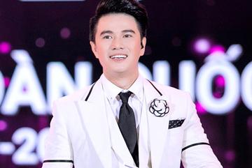 Vũ Mạnh Cường làm MC Hoa khôi sinh viên Việt Nam 2018