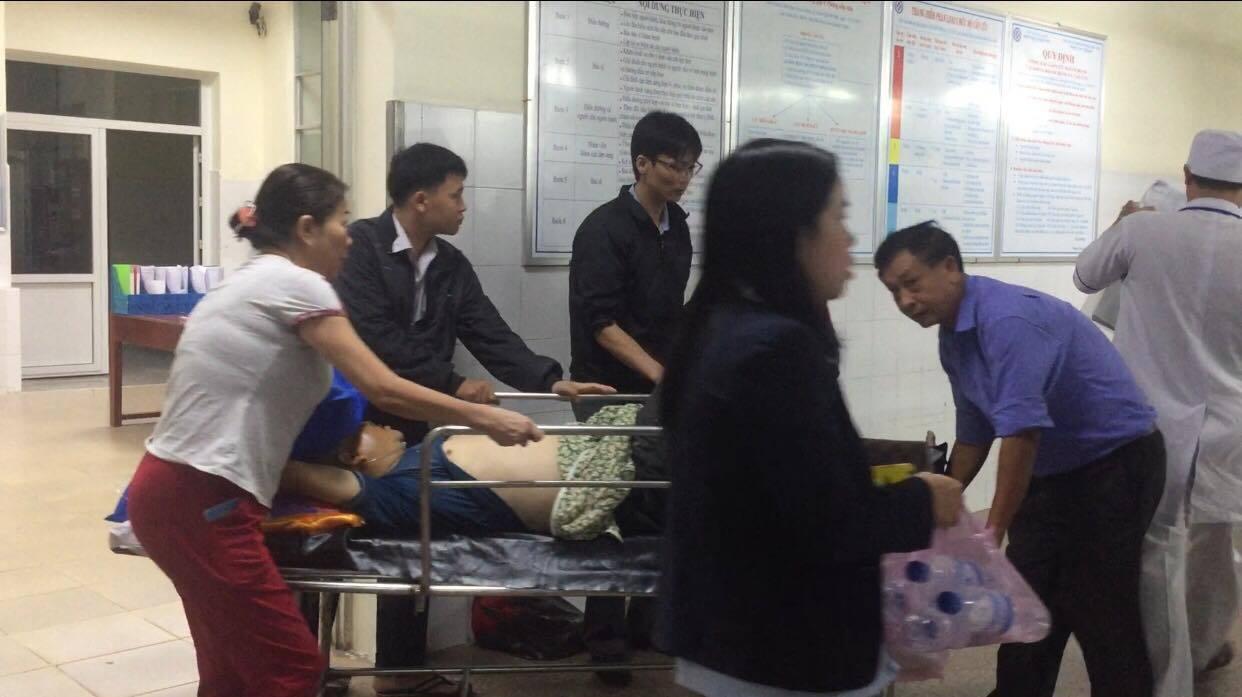 tai nạn,tai nạn xe khách,tai nạn giao thông,Quảng Ngãi