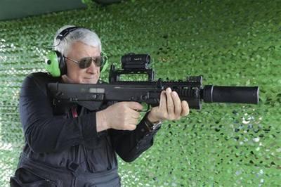 Sức mạnh 'siêu súng' đặc nhiệm Nga sắp được trang bị