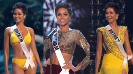 H'Hen Nie trình diễn ấn tượng, tự hào hô vang hai tiếng 'Việt Nam'