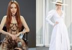Thời trang không ngừng 'gây bão' của Minh Hằng tại The Face 2018