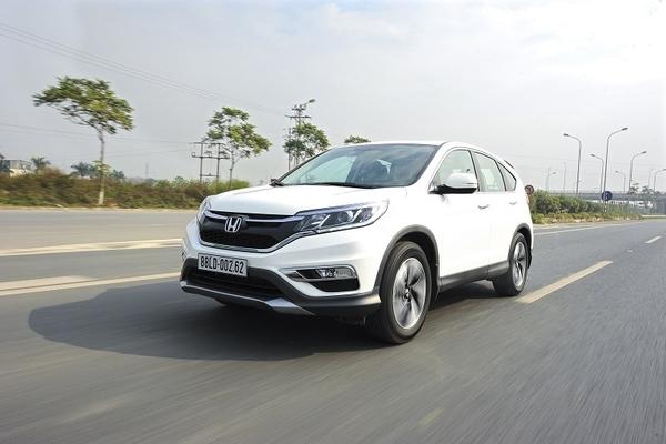 Honda CR-V 2018: Nhiều điểm trừ nhưng tăng giá liên tục