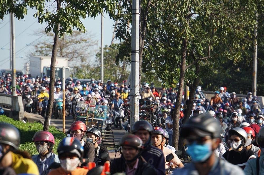 ùn tắc,kẹt xe,Sài Gòn,ùn tắc giao thông