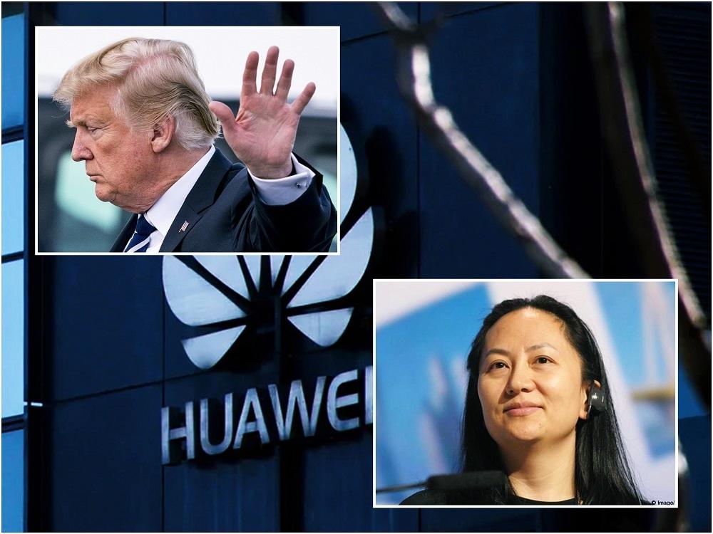 Trung Quốc,Mỹ,Donald Trump,Huawei,Mạnh Vãn Chu,chiến tranh thương mại Mỹ-Trung