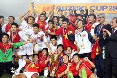 Chiếu lại tuyển Việt Nam vô địch AFF Cup tại Mỹ Đình 2008