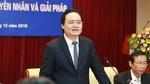 Bộ trưởng Phùng Xuân Nhạ: Kỳ vọng nghề cao quý tạo áp lực cho giáo viên