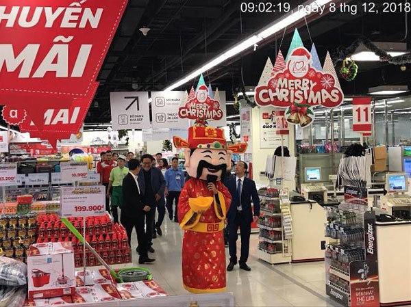 Ngàn quà tặng tri ân khách hàng Lotte Mart Đống Đa