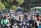 Nghìn người 'chôn chân' do kẹt xe suốt 3 giờ ở cửa ngõ Sài Gòn