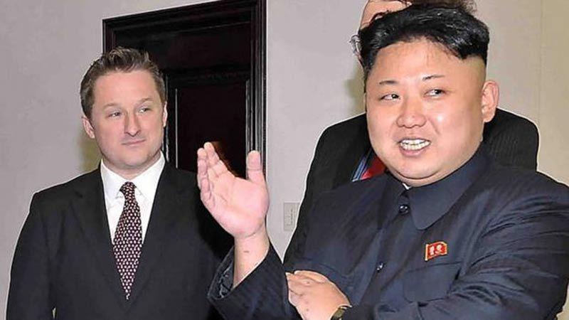 Trung Quốc,Triều Tiên,Canada,Kim Jong Un,Mạnh Vãn Chu,Huawei