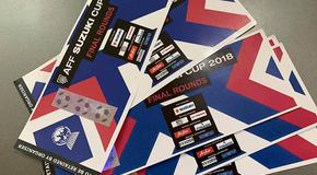 Vé chung kết AFF Cup ở Mỹ Đình được rao bán với giá giật mình