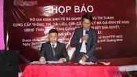 Quảng Ninh: Người dân đầu tiên tổ chức họp báo về cưỡng chế nhà
