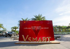 Sân khấu hoành tráng trước thềm ra mắt điện thoại Vsmart