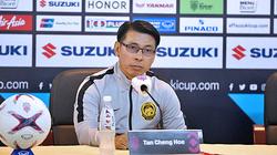 """HLV Tan Cheng Hoe: """"Malaysia sẽ chơi tấn công để thắng Việt Nam"""""""