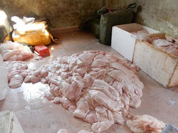 63 tỉnh thành tổng kiểm tra thực phẩm bẩn, hàng giả dịp Tết
