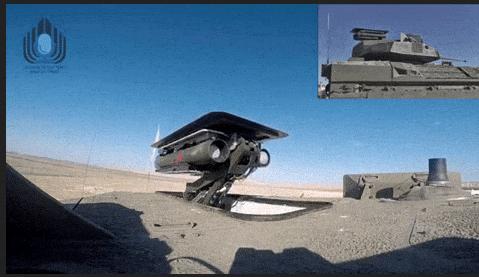 Ấn tượng xe thiết giáp 'con cọp' tối tân của Israel