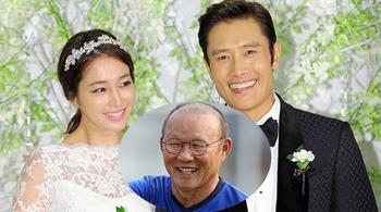 Vợ Lee Byung Hun nhắc tới tuyển Việt Nam, chúc ông Park Hang Seo may mắn