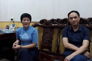 Cách chức Chủ tịch phường cho vợ vay vốn thoát nghèo