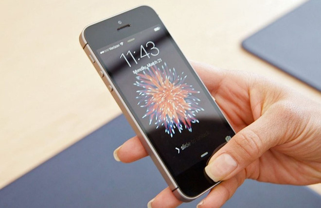 iPhone SE,Apple