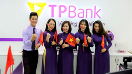 TPBank treo thưởng khủng cho tuyển Việt Nam trước giờ G