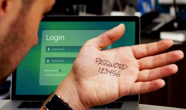 10 mật khẩu 'biếu không' cho tin tặc năm 2018
