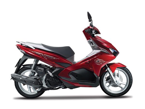 3 ưu điểm của Honda Air Blade 125cc phiên bản mới