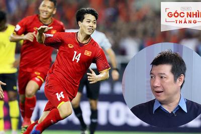 BLV Quang Huy: Đội tuyển Việt Nam đá đúng sức là vô địch!