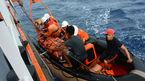 Tàu chở 16 ngư dân chìm trên biển Vũng Tàu