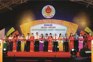 130 doanh nghiệp dự Lễ hội Ok Om Bok Trà Vinh 2018