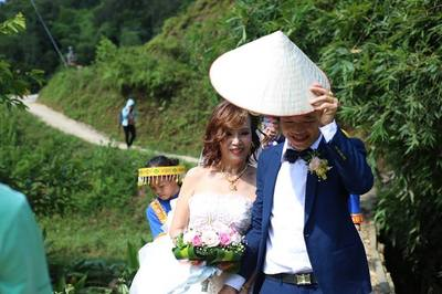 Cô dâu 62 - chú rể 26: Đám cưới gây tranh cãi nhiều nhất 2018