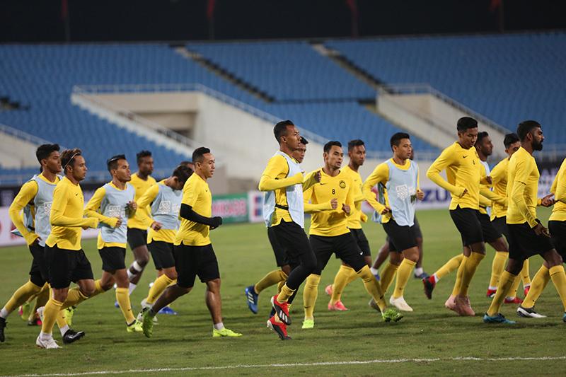 Tuyển Việt Nam,Tuyển Malaysia,Việt Nam vs Malaysia,HLV Tan Cheng Hoe,HLV Park Hang Seo