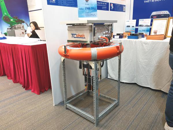 Hệ thống giám sát chất lượng nước Made in Vietnam, tự báo kết quả về smartphone