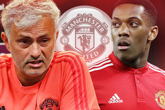 "MU tuyên bố ""phá"" Liverpool, Martial đòi sa thải Mourinho"